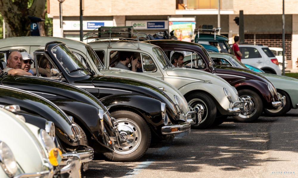 Domenica a Tortona c'è il Raduno dei Maggiolini