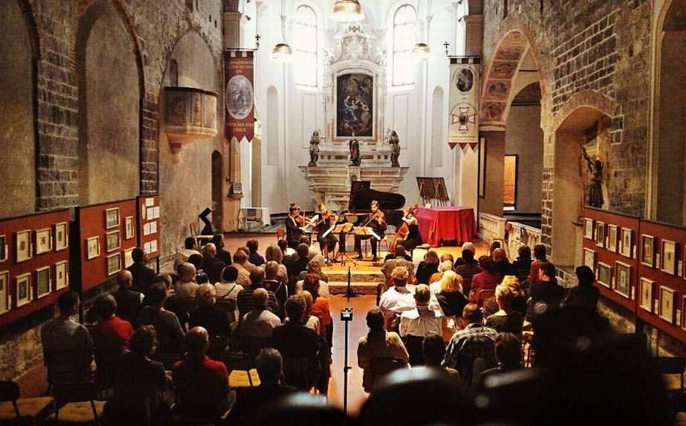 """Giovedì si inaugura il """"Cervo Chamber Music"""" quattro giorni di concerti di musica classica con musicisti stranieri"""