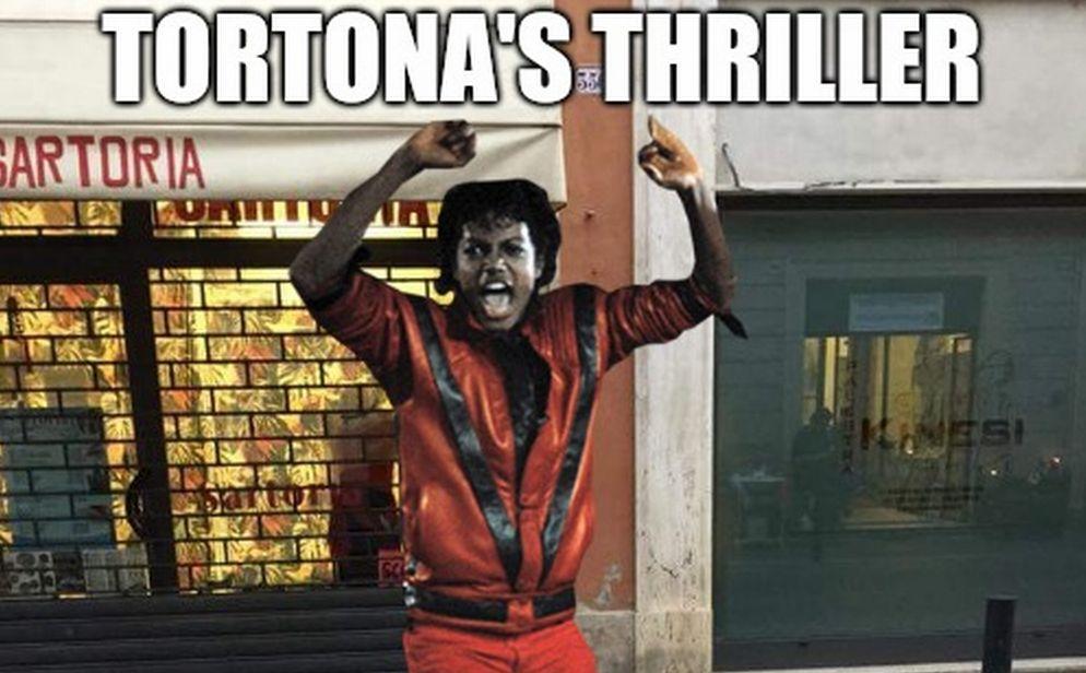 La cronaca degli orrori: Michael Jackson (o il suo spirito?) si aggirava per le vie della città…