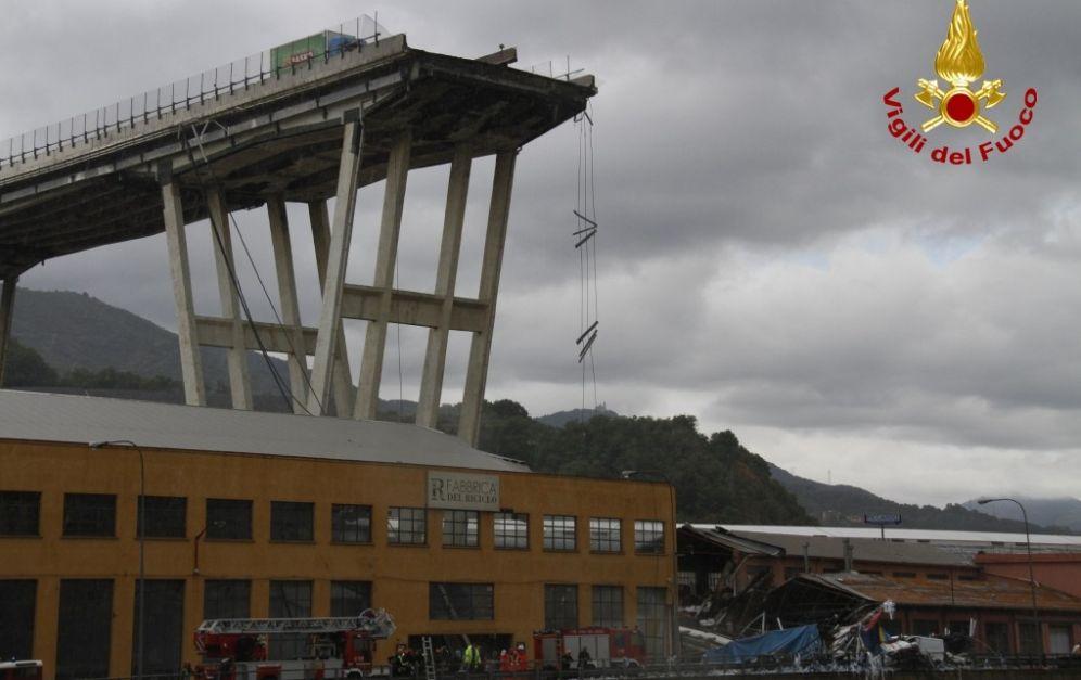 I problemi dei pendolari per raggiungere Genova dopo il crollo del ponte Morandi