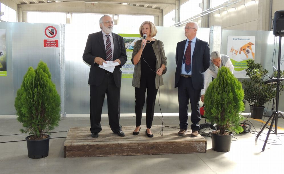 """Molto correttamente il Comune di Tortona accoglie l'invito di Chiodi: """"Cariche a Gestione Ambiente solo dopo il voto"""""""