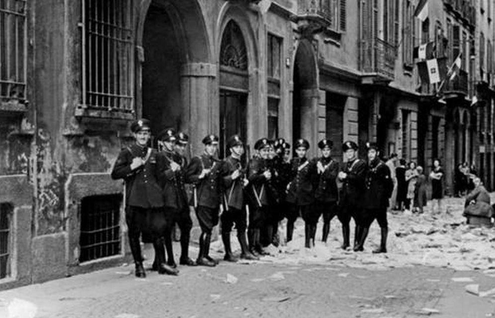 Personaggi Alessandrini: Marcello Adam, il giovane carabiniere ucciso