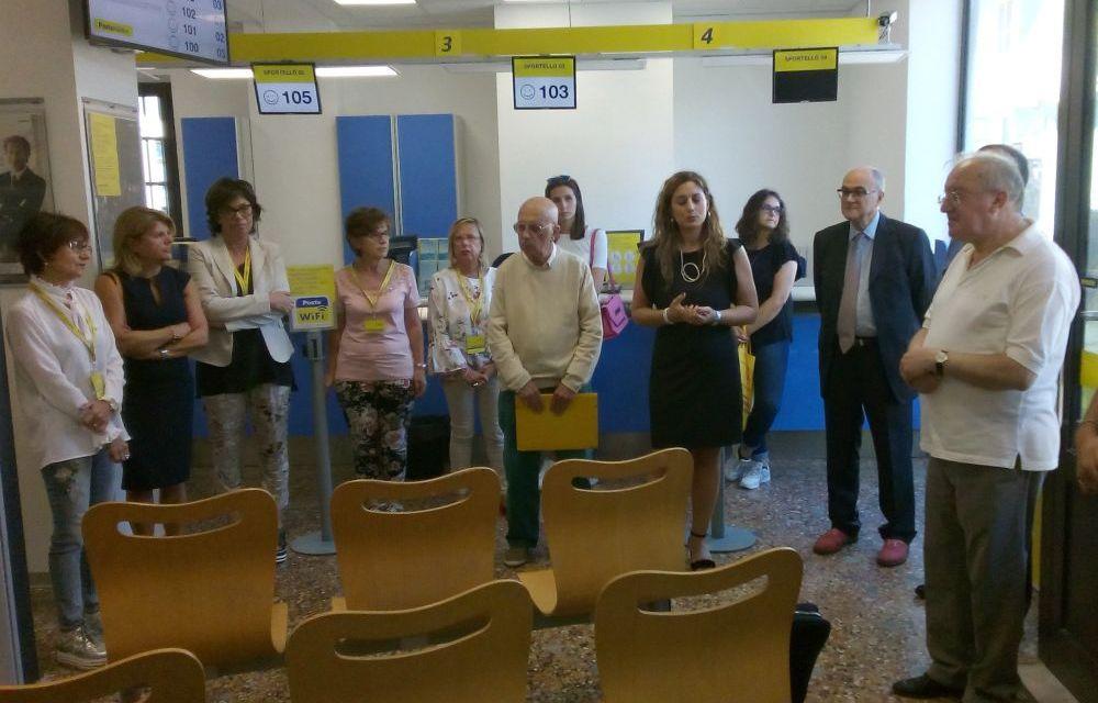 Inaugurato il nuovo Ufficio Postale di Arquata Scrivia