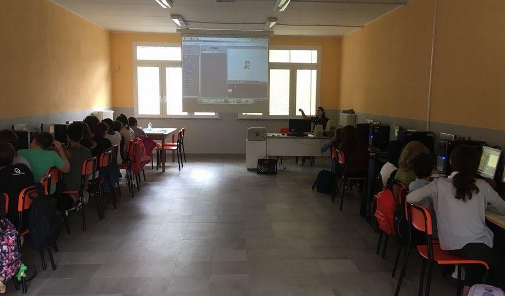 Alle scuole medie di Viguzzolo lezioni straordinarie di STEM