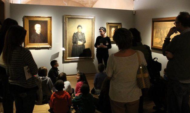 Proposte didattiche al Museo del Divisionismo della Fondazione Cassa di Risparmio di Tortona