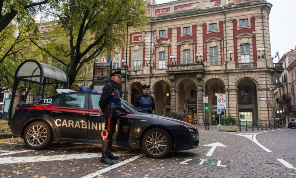 Due persone denunciate dai Carabinieri di Alessandria
