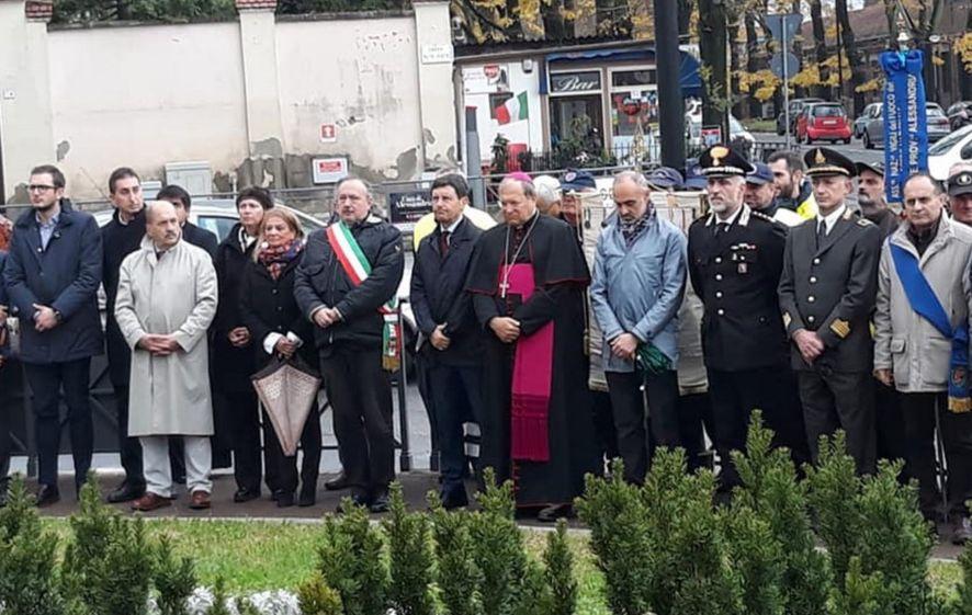 Ad Alessandria ricordate  le vittime dell'alluvione del 1994