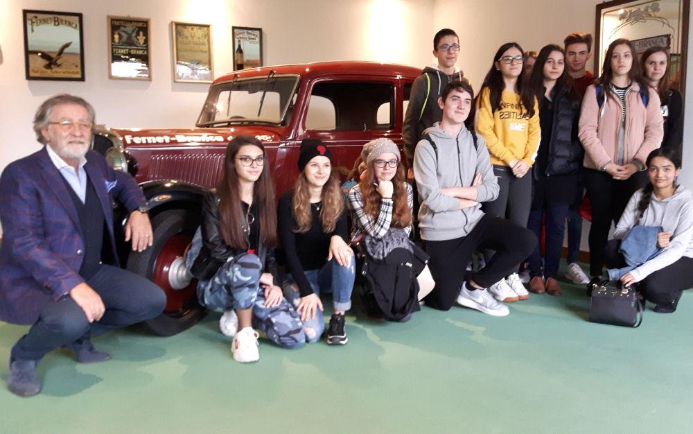 """Gli studenti del """"Marconi"""" di Tortona ormai volano sulle ali dell'eccellenza"""