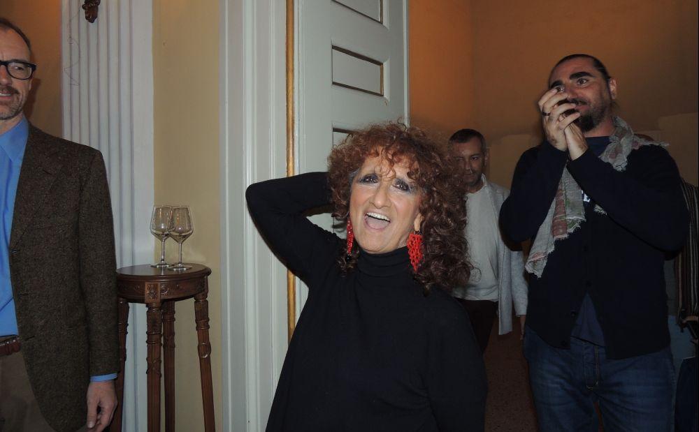 Sabato a Bordighera va in scena Anna Mazzamauro. Da domani i biglietti