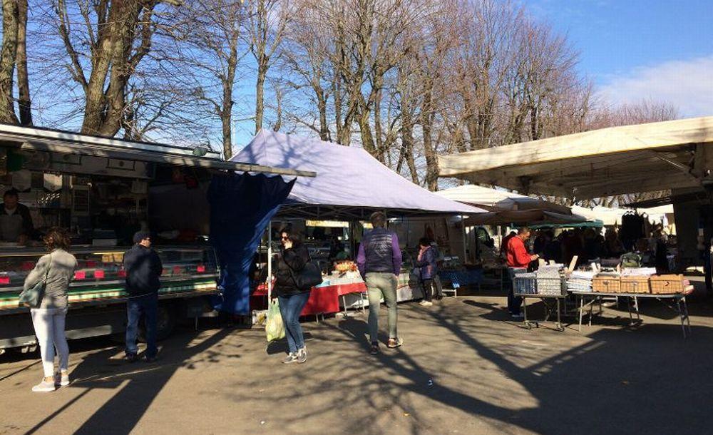 Da mercoledì prossimo riapre  parzialmente il mercato a Tortona con percorso dedicato entrata/uscita