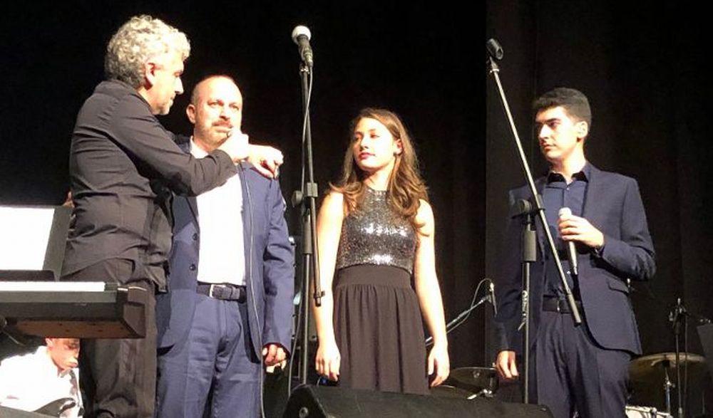 Anche l'autore di Bocelli, a Tortona, per la serata di beneficenza con Semino, Consogno, Boscolo e tanti altri