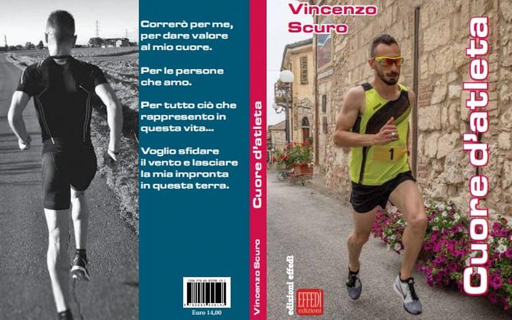 L'atleta tortonese Vincenzo Scuro ha scritto un libro che narra le sue gesta sportive e non solo