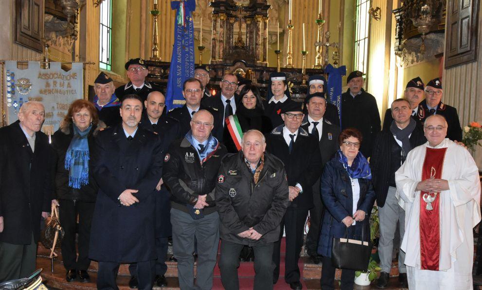 Diversa gente a Tortona per la festa della Madonna del Loreto