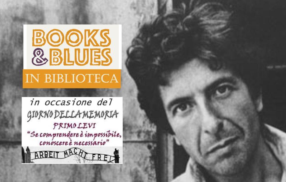 A Casale Books&Blues torna in Biblioteca per il Giorno della Memoria
