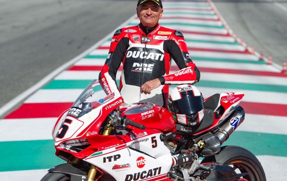 Istituto Marconi e Ducati moto ad Imperia per un evento speciale