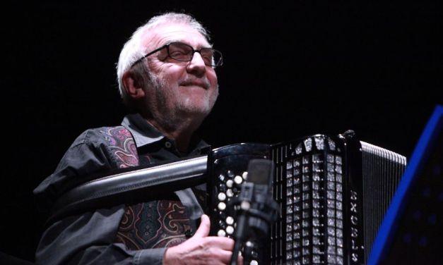 Personaggi Alessandrini: La fisarmonica jazz di Alessandria, Gianni Coscia