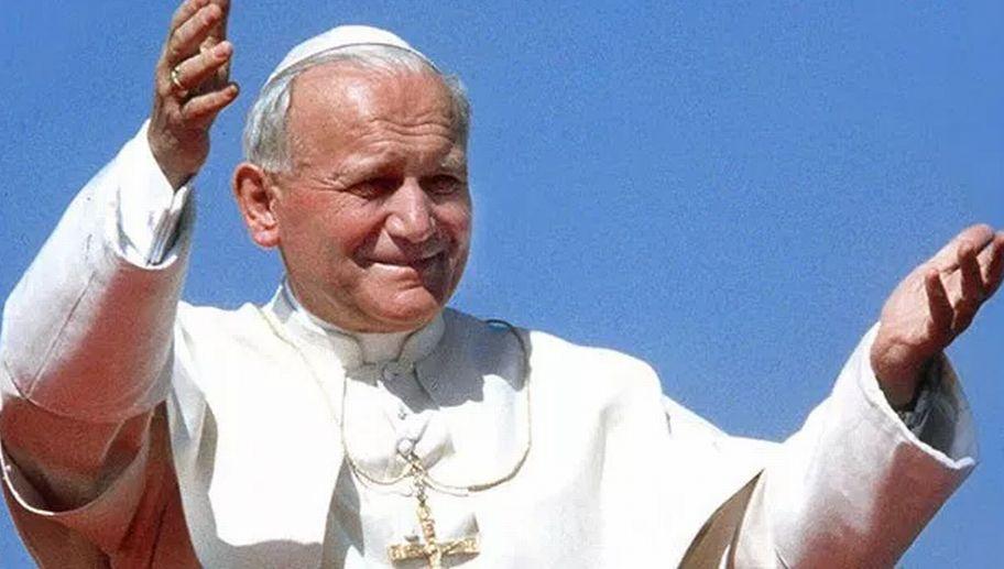 Le reliquie di Papa Giovanni Paolo II a Imperia