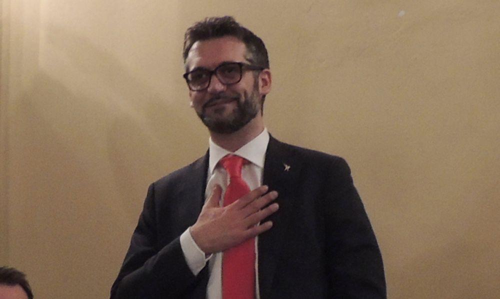 Ecco cosa vuole fare Federico Chiodi per migliorare la sicurezza e avere più lavoro a Tortona