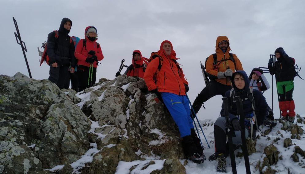 Report uscite Corsi Alpinismo Giovanile – C.A.I. di Novi Ligure
