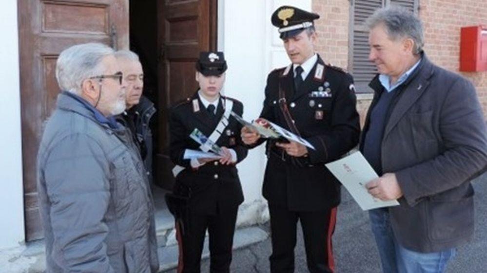 I carabinieri di Casale Monferrato sul territorio per ascoltare le esigenze dei cittadini