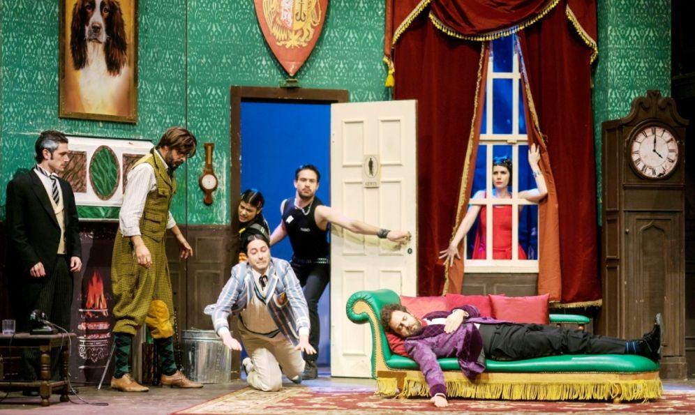 """Giovedì al Teatro Civico di Tortona va in scena """"Che disastro di commedia"""""""