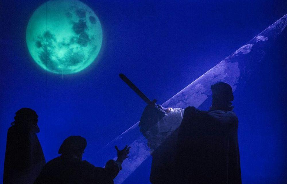 """Giovedì torna il teatro ragazzi per le scuole tortonesi con """"Il principe e la rondine d'inverno"""""""