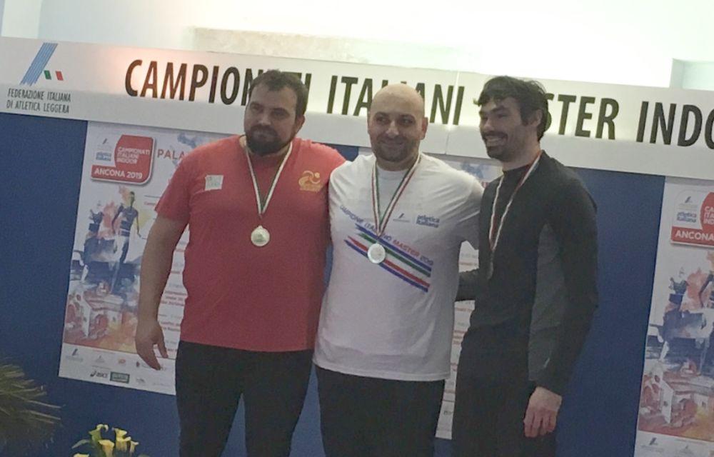 Il campione italiano del peso è di Valenza. Si chiama Roberto Ricco e ha 35 anni
