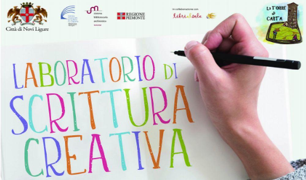 Al via a Novi Ligure un Laboratorio di scrittura creativa