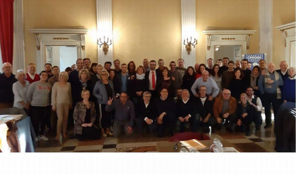 Il Centro Destra prepara il programma con una 'Officina delle Idee' per il futuro di Tortona con Federico Chiodi Sindaco