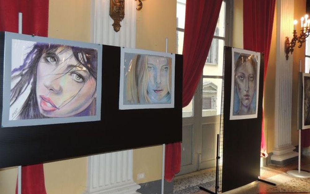 Inaugurata una mostra sulla Donna a Tortona con opere di Monachello