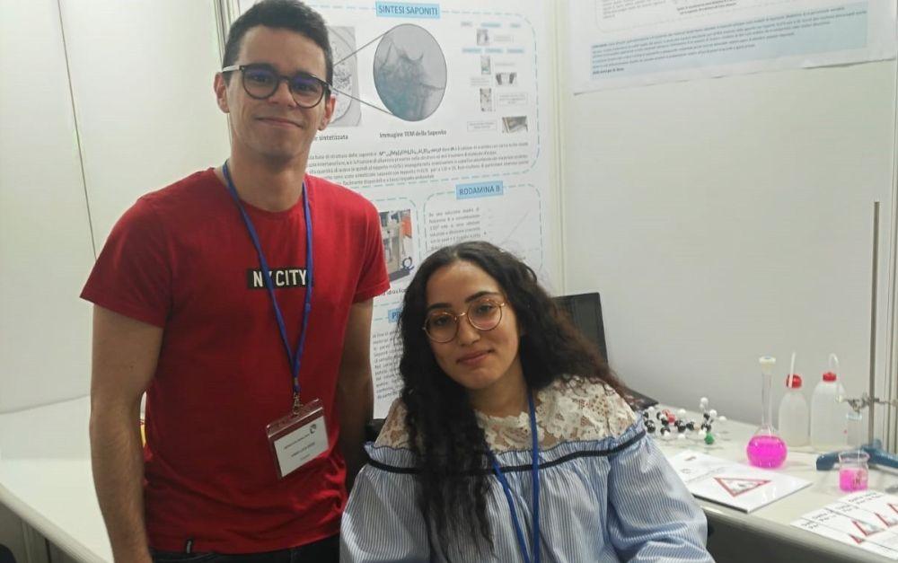 I giovani scienziati tortonesi Fabio Guzzi e Mariam Mahmoud presenteranno il loro progetto a Stoccolma. L'intervista di Serena Torlasco
