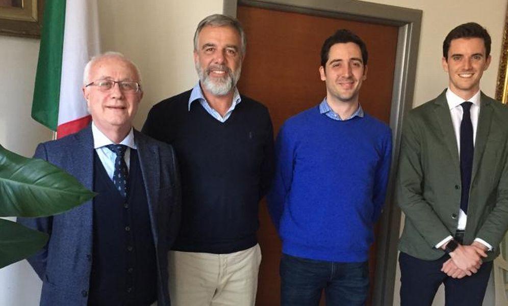 La Giunta comunale incontra Matteo Rivabella, autore del progetto che ha vinto il Bilancio partecipativo