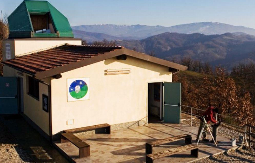 Lunedì pomeriggio alle 14 apre l'Osservatorio di Casasco per il transito di Mercurio