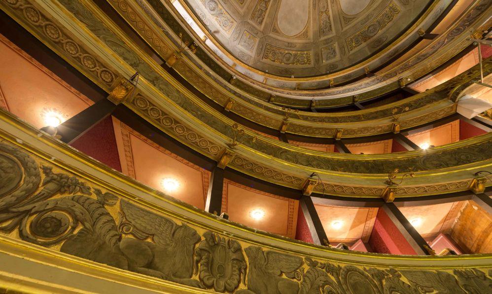 Apprezzate le visite guidate al Teatro Marenco di Novi Ligure