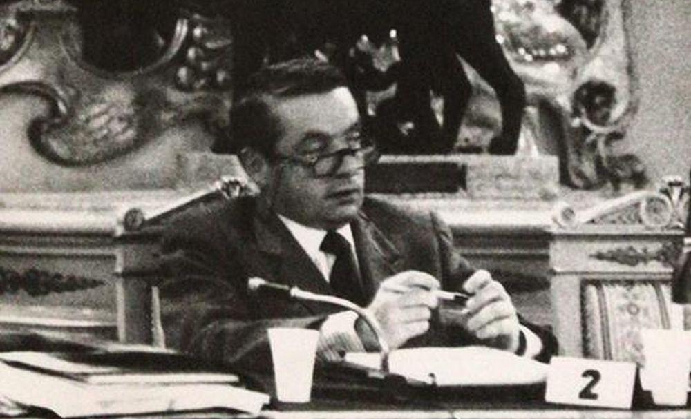 E' morto Claudio Lisini, ex assessore di Tortona. Un grande politico, forse un po' dimenticato.