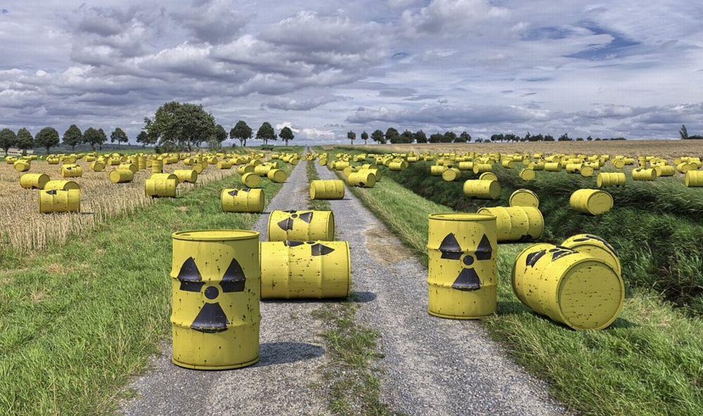 Bidoni radioattivi a Tortona? Forse Legambiente e certi giornalisti sbagliano: a noi risultano smaltiti. No al terrorismo sui social!