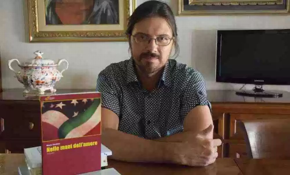 E' uscito il nuovo romanzo del tortonese Marco Candida sulla collera: Incendio nel bosco