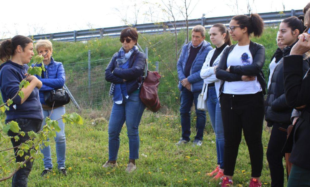 Gli studenti tortonesi del Marconi alla ricerca dei prodotti del territorio