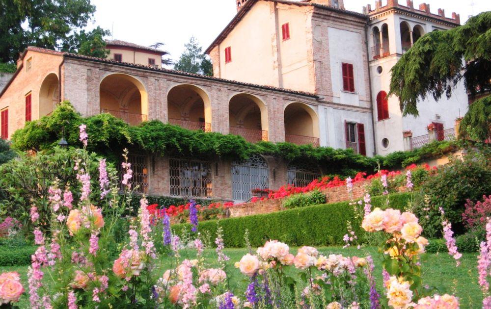 Ponzano Monferrato diventa capitale dei giardini monumentali fra le colline Unesco