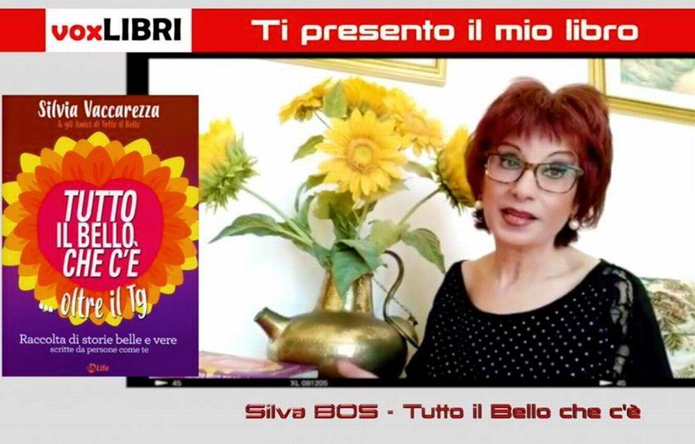 """La sanremese Silva Bos è coautrice del libro """"Tutto il bello che c'è oltre il tg""""  dell'amica e collega Silvia Vaccarezza (Tg2-Rai)"""