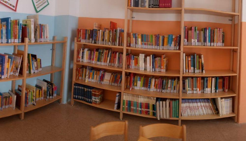 Il Comune di Tortona ha effettuato il riordino della biblioteca della Scuola Primaria Rodari