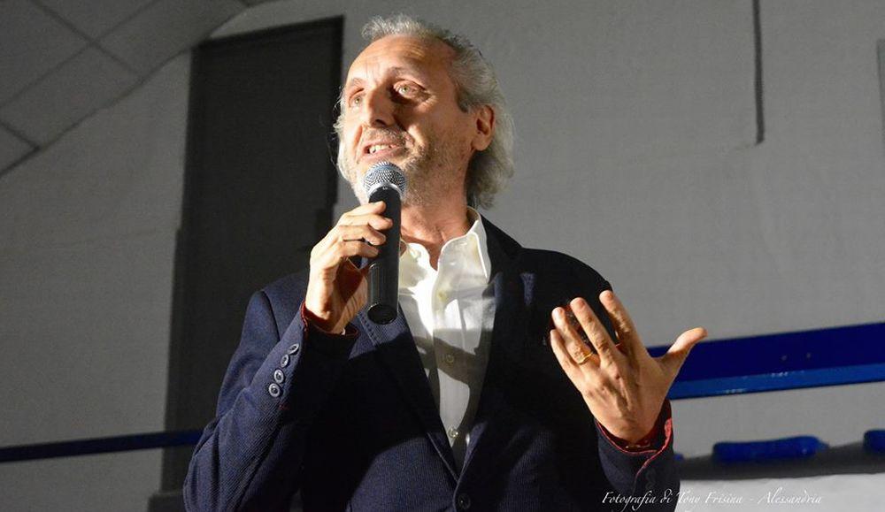 Massimo Bagliani a Pozzolo: la cosa più difficile? Far ridere