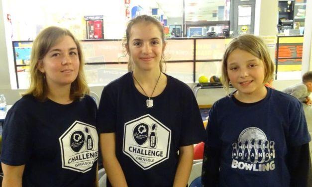 21° Challenge di Bowling a Diano una questione di famiglia