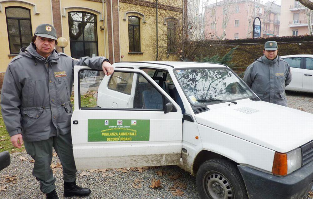 Discarica abusiva ad Alessandria, intervengono gli ispettori ambientali