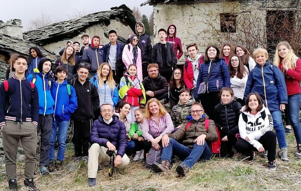 La Fondazione Cassa di Risparmio di Tortona, Il Club Alpino Italiano e il Marconi insieme per un'attività che coniuga cultura letteraria