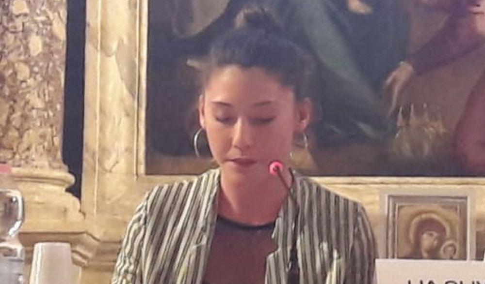 Milena Perduca del liceo Peano di Tortona vince a Roma il concorso letterario nazionale promosso dall'Anmi