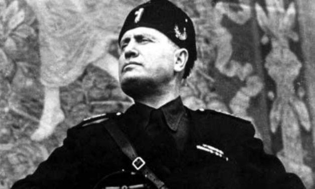 Antonio Scurati domenica a Cervo presenta il suo libro su Mussolini