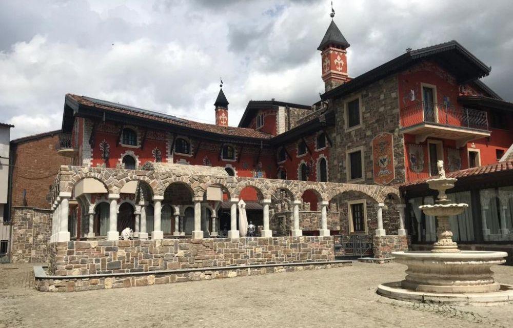 La Finanza di Casale Monferrato sequestra 26 immobili fra cui un castello a Valenza