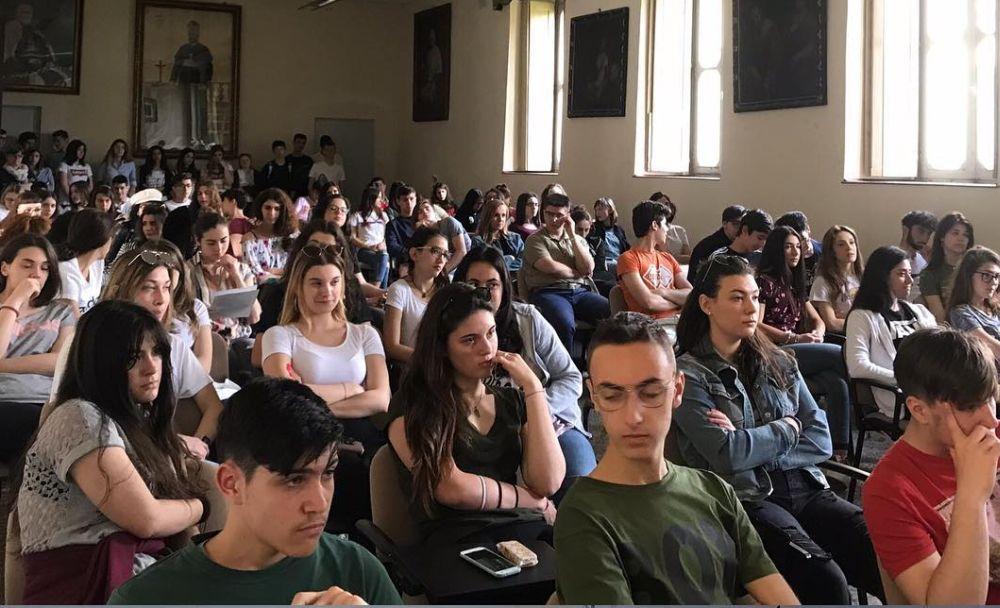 """Tanti giovani al Museo Diocesano di Tortona per la conclusione di """"Cercando Cristina"""""""