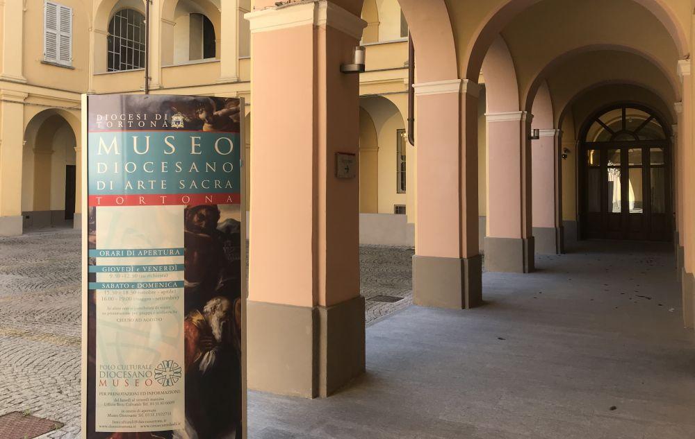 Aperture straordinarie al Polo Diocesano di Tortona ad inizio giugno. Prenotatevi per tempo